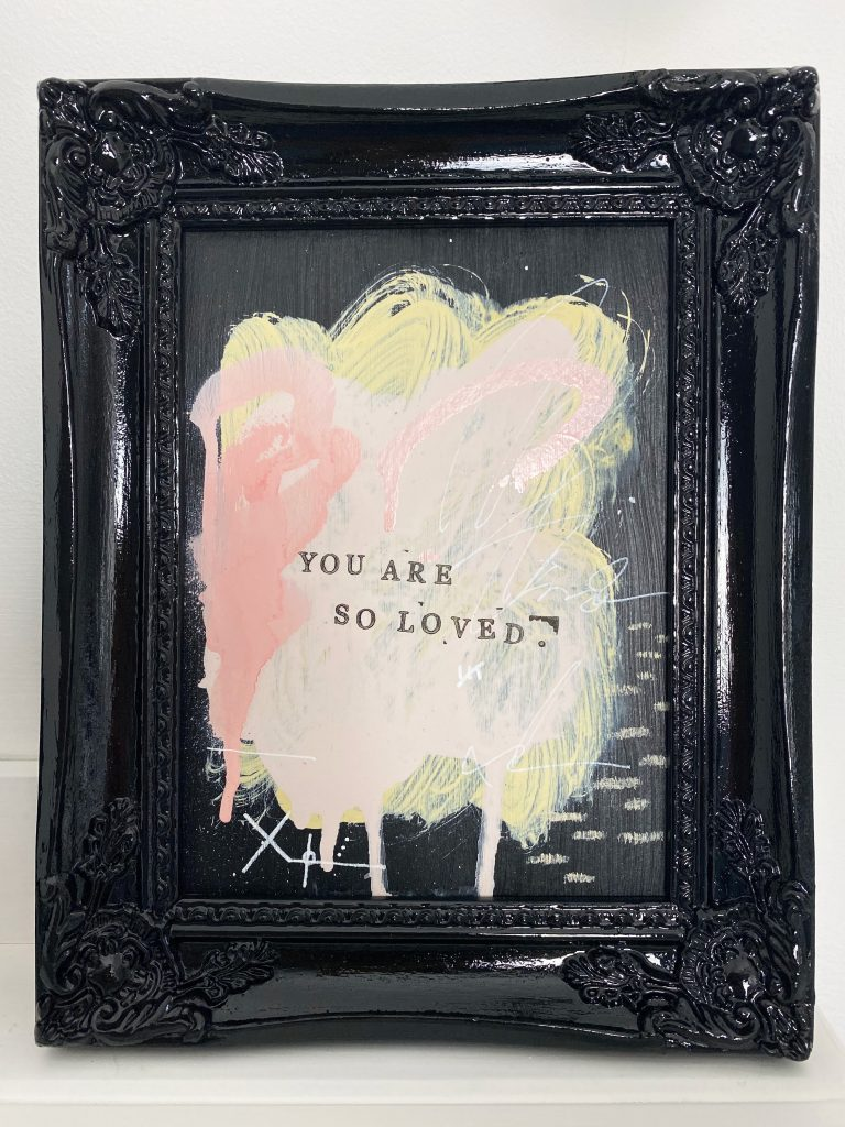 """""""You Are So Loved. No.1"""""""